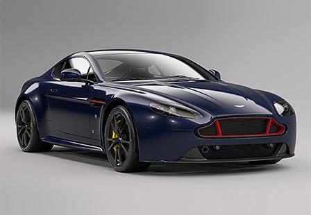 Aston Martin Vantage RBR Special Edition - Special Edition Red Bull Racing Vantage