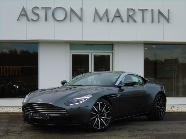 Aston Martin DB11 Launch Edition 5.2 Automatic 2 door Coupe (2017) image