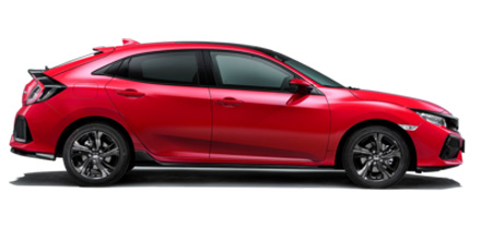 New Honda Civic Cars