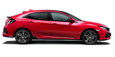 New Honda Civic Cars
