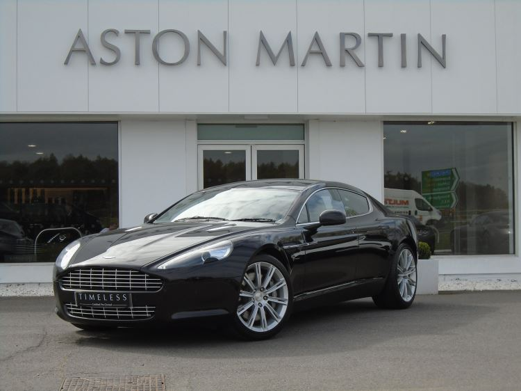 Aston Martin Rapide V12 4dr Touchtronic 5.9 Automatic 5 door Saloon (2013) image