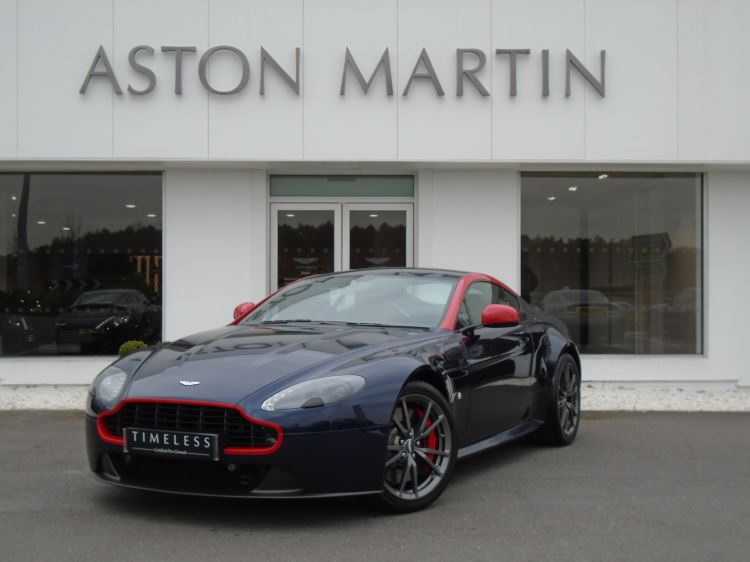 Aston Martin Vantage N430 V8 S Coupe  4.7 Sports Shift 2 door (2015) image