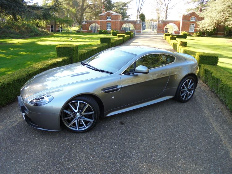 Aston Martin V8 Vantage S Coupe S 2dr Sportshift 4.7 Automatic 3 door Coupe (2013) image
