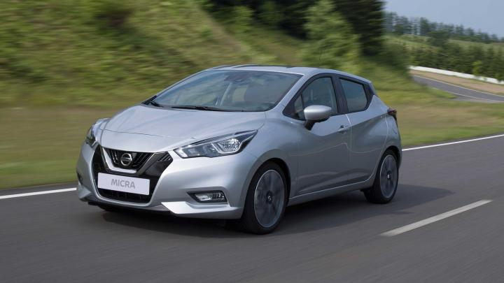 New Nissan Micra Acenta Limited Edition
