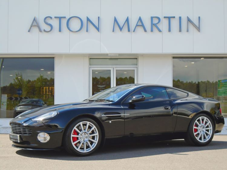 Aston Martin Vanquish S S V12 2+0 2dr 5.9 Automatic Coupe (2005) image