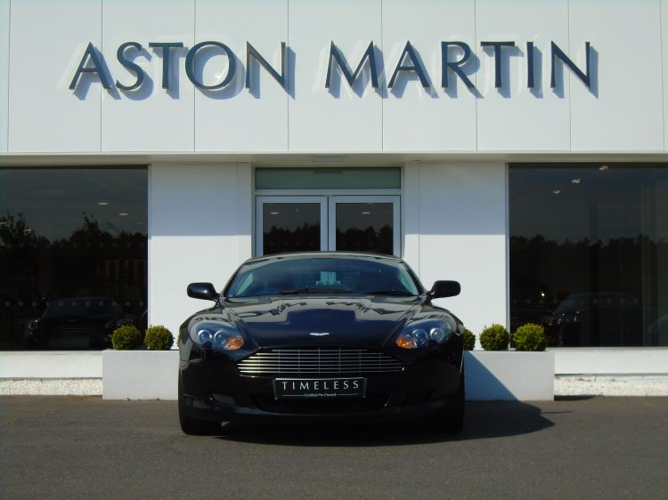 Aston Martin DB9 Coupe  6.0 Automatic 2 door (2007) image