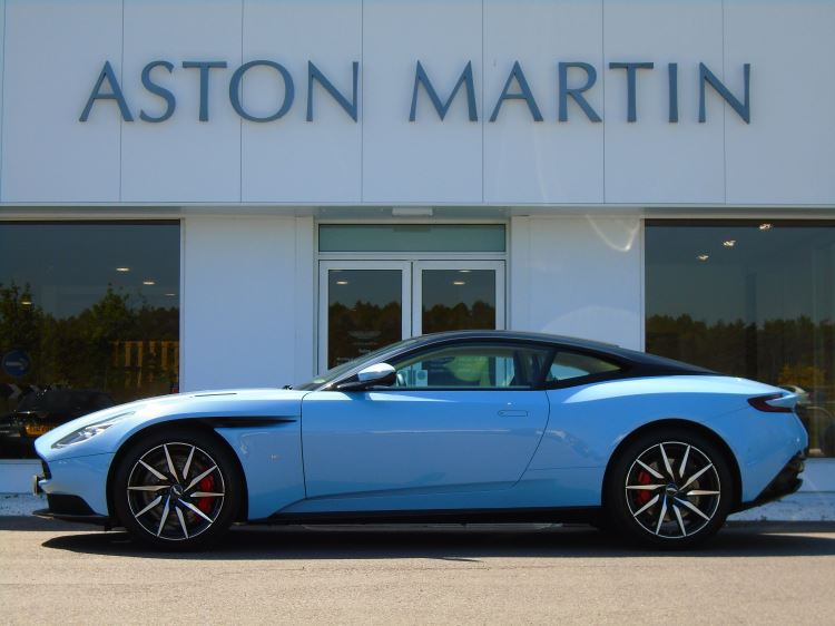 Aston Martin DB11 V12 2dr Touchtronic 5.2 Automatic Coupe (2016) image
