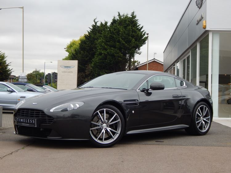 Aston Martin V8 Vantage SP10 S 2dr 4.7 3 door Coupe (2015)
