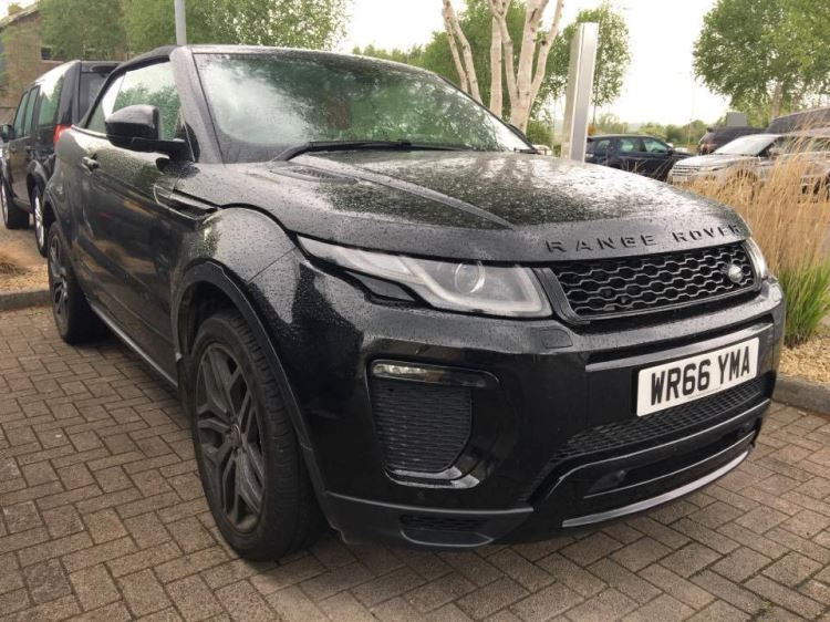 Land Rover Range Rover Evoque Convertible 2.0 Si4 HSE Dynamic Automatic 2 door 4x4 (2017) image