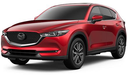 New Mazda All New CX-5 Cars