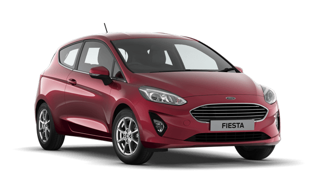 Ford New Fiesta Zetec 1.0T EcoBoost 100ps 3dr