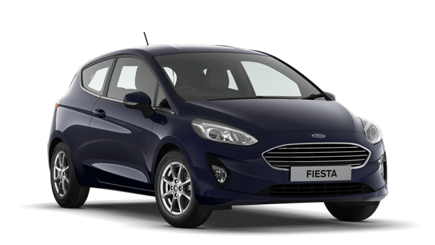 Ford New Fiesta Zetec 1.1 Ti-VCT 85PS 3dr