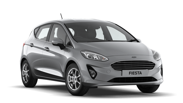 Ford New Fiesta Zetec 1.0T EcoBoost 100ps 5dr