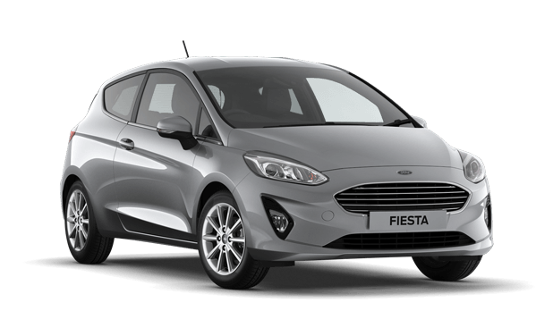 Ford New Fiesta Titanium 1.0T EcoBoost 100ps 3dr
