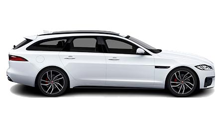 New Jaguar XF SPORTBRAKE Cars