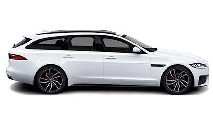New Jaguar XF SPORTBRAKE Cars