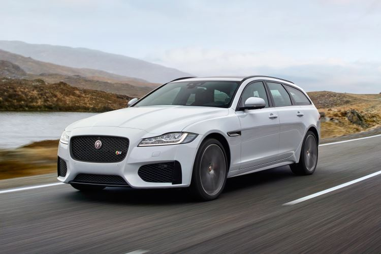 Jaguar XF Sportbrake Offer