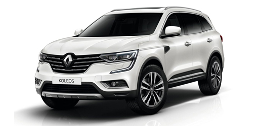 All-New Renault Koleos Dynamique S Nav dCi 130