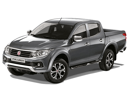 New Fiat Fullback Cars