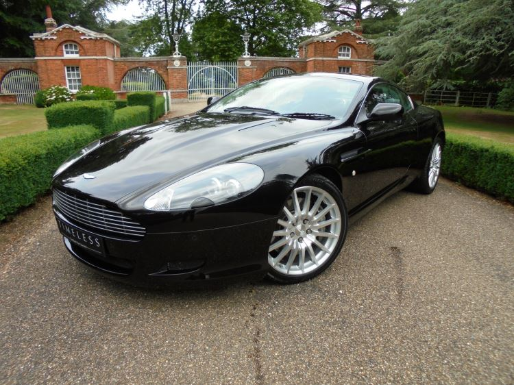 Aston Martin DB9 V12 2dr Touchtronic 5.9 Automatic Coupe (2008) image