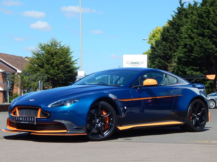 Aston Martin V8 Vantage S Coupe GT8 2dr 4.7 3 door Coupe (2017) image