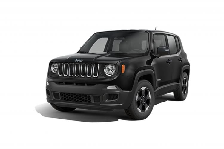 Jeep Renegade 1.6 MultiJet II 120HP Nighteagle II