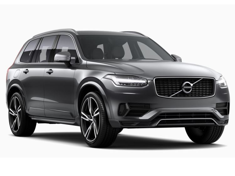 Volvo XC90 D5 PowerPluse AWD R-Design Pro