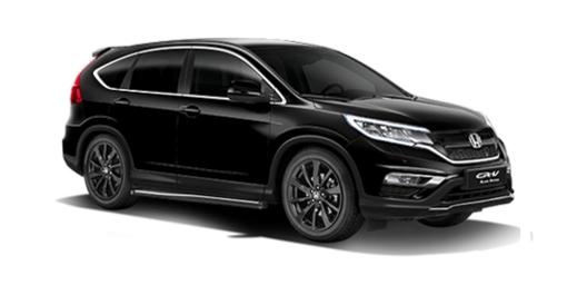 CR-V Black Edition 2.0 i-VTEC 4WD Manual
