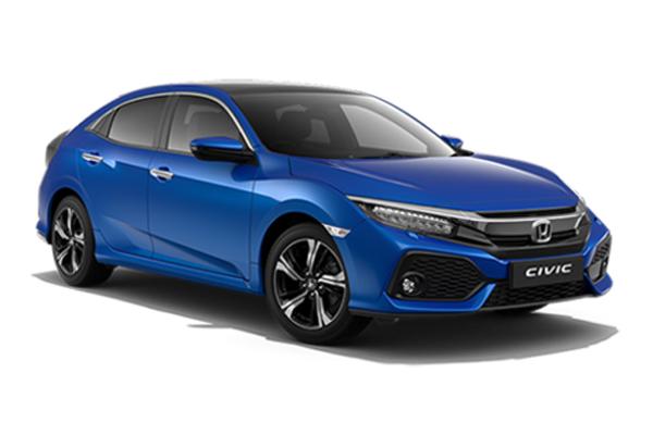Honda New Civic 1.0 I-VTEC Turbo EX 5dr CVT