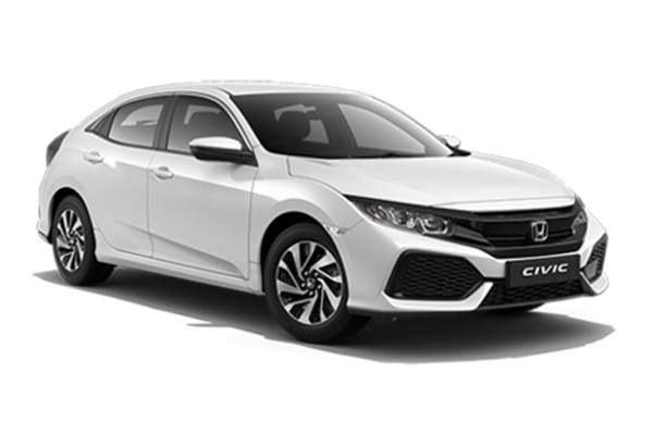 Honda New Civic 1.0 I-VTEC Turbo SR 5dr CVT