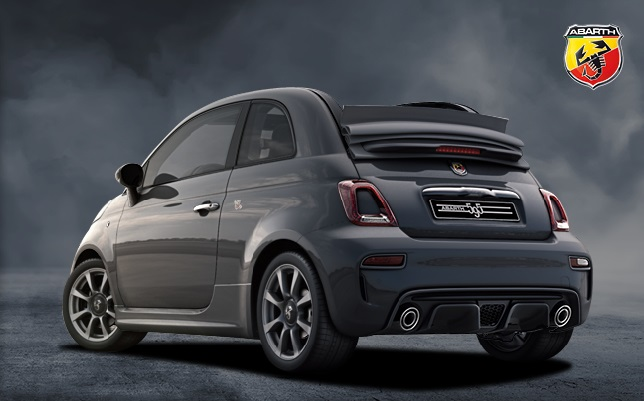 Abarth 595 T-Jet 145 - 0% APR and No Payments for 2 Years