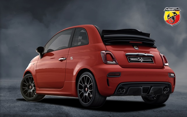 Abarth 595C Trofeo T-Jet 160 - 0% APR and No Payments for 2 Years