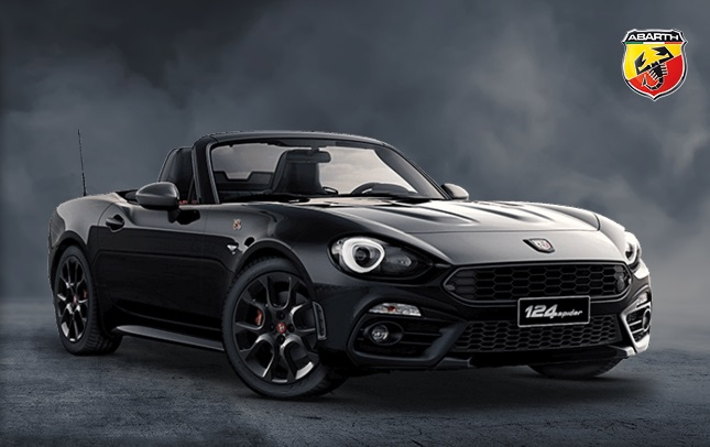 new abarth 124 spider cars motorparks. Black Bedroom Furniture Sets. Home Design Ideas