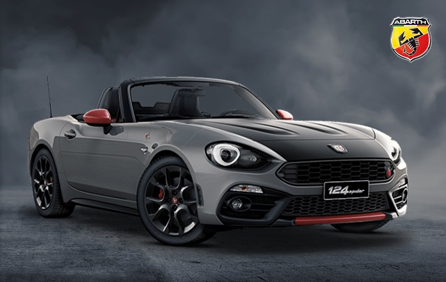 Abarth 124 Multiair 170 Spider - 0% APR & No Payment for 2 Years