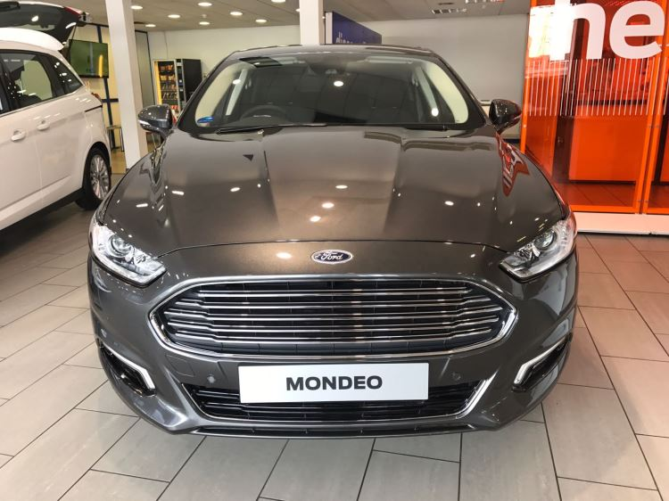 Ford Mondeo 2 0 TDCi 180 Titanium 5dr Diesel Hatchback (2017) at Ford  Wimbledon