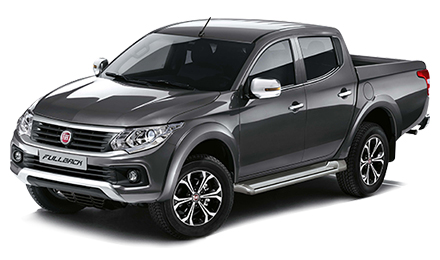 Fiat Fullback 2.4 Diesel 150HP Double Cab 6 Speed Manual SX