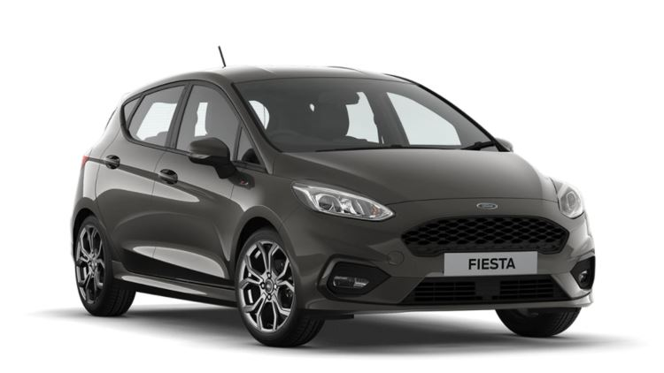 Ford Fiesta 1.0 EcoBoost ST-Line Edition 5dr
