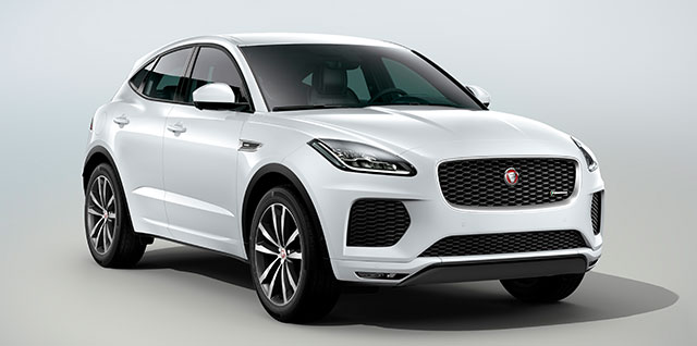 Jaguar E-PACE R-DYNAMIC HSE - Prices From £43,700