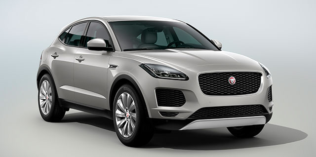 Jaguar E-PACE SE - Prices From £38,680