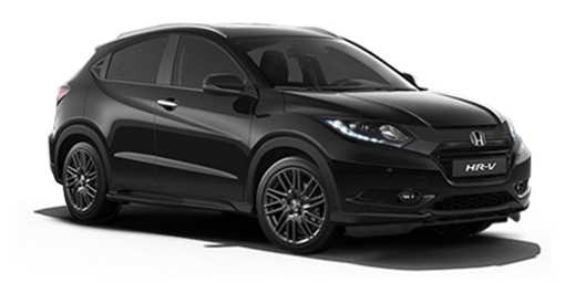 HR-V Black Edition 1.5 i-VTEC Manual