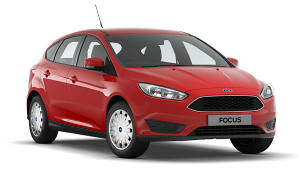 Ford Focus Style ECOnetic 1.5 TDCi 105PS 5dr