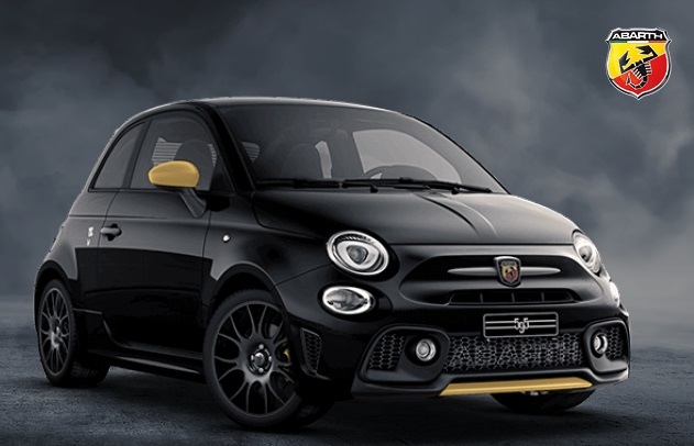 Abarth 595 Trofeo 160 with £1 Deposit and £595 Abarth Contribution