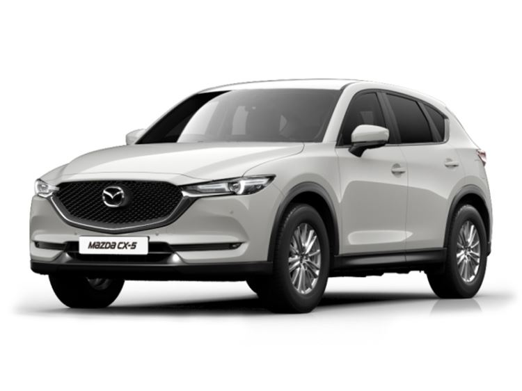 Mazda CX-5 2.0 165ps 2WD SE-L Nav