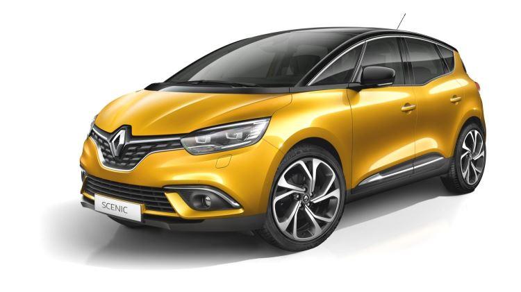 Renault Scenic 1.5 dCi 110 Signature Nav 5dr