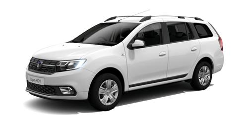 Dacia Logan MCV Stepway Laureate dCi 90