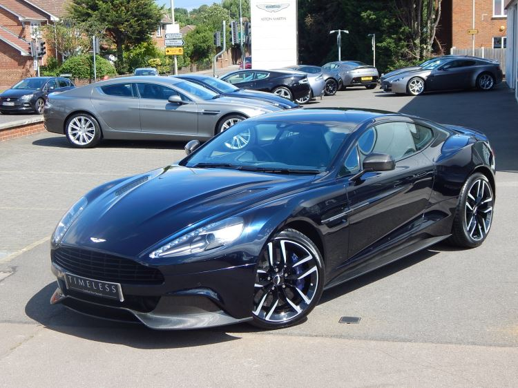 Aston Martin Vanquish V12 [568] 2+2 2dr Touchtronic image 4
