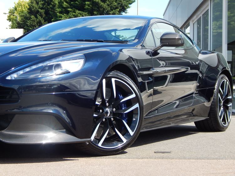 Aston Martin Vanquish V12 [568] 2+2 2dr Touchtronic image 6