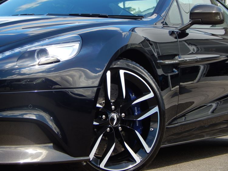 Aston Martin Vanquish V12 [568] 2+2 2dr Touchtronic image 7