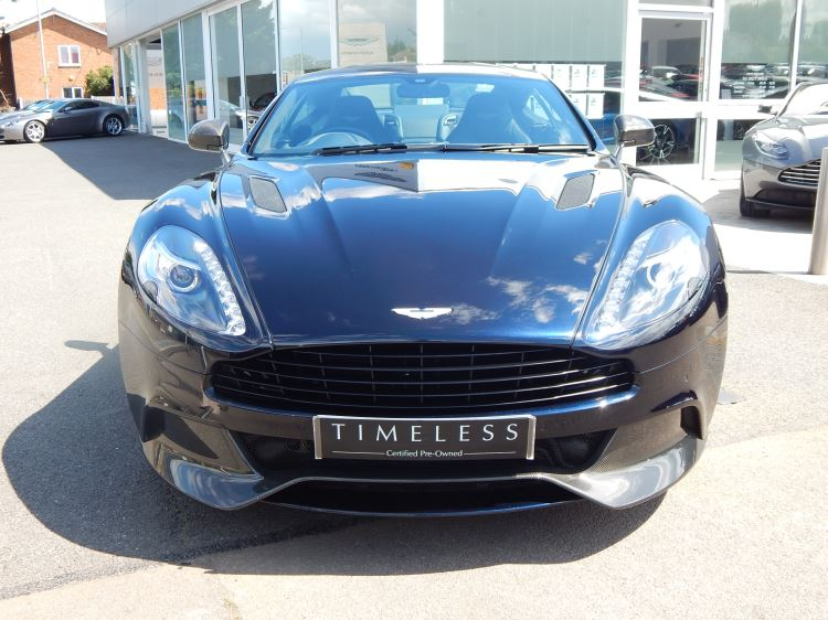 Aston Martin Vanquish V12 [568] 2+2 2dr Touchtronic image 8