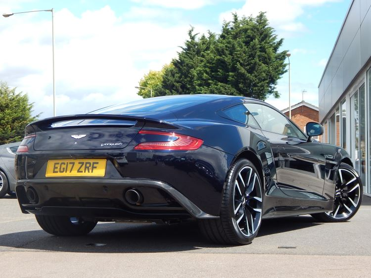 Aston Martin Vanquish V12 [568] 2+2 2dr Touchtronic image 21